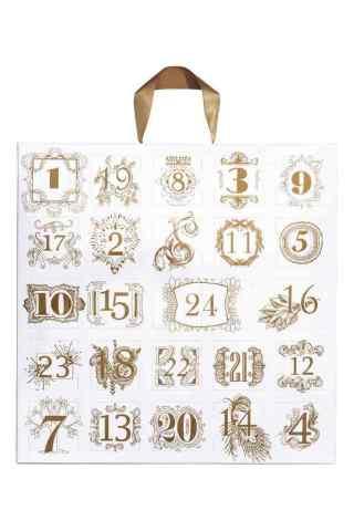 OVERWELL Calendrier de lavent No/ël 24pcs Charmes Bijoux de Mode Compte /à rebours de lAvent Enfants Filles Femmes Cadeau Pr/ésent